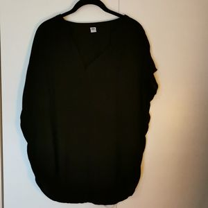 💕 Old Navy top, black, size M